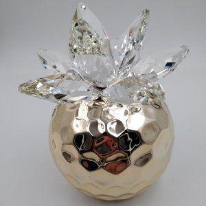 ⛦2/$20 Pineapple & Lotus Crystal Reed Diffu